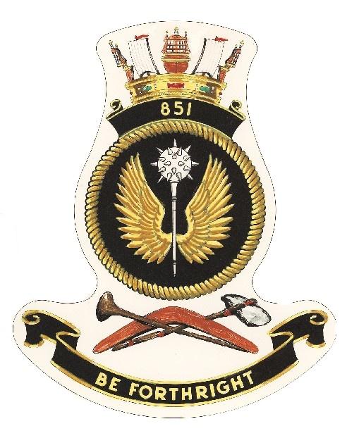 851 Squadron History | Royal Australian Navy