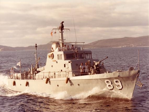 HMAS Assail