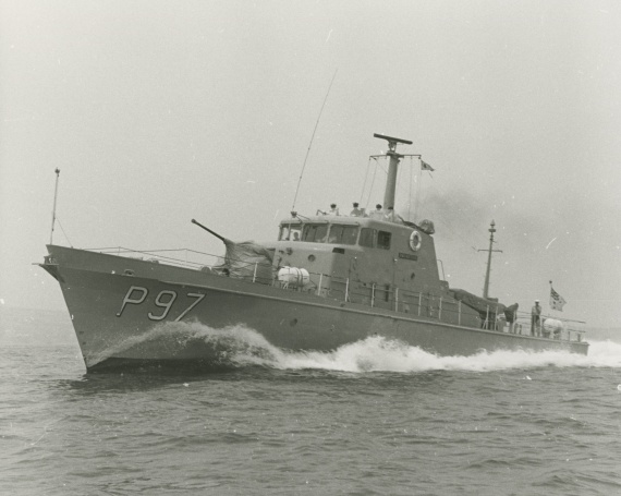 HMAS Barbette was one of twenty Attack class patrol boats commissioned into the Royal Australian Navy.