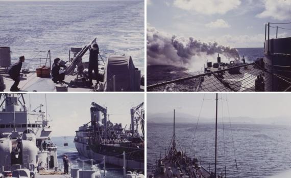 Vietnam Deployment March - October 1969.