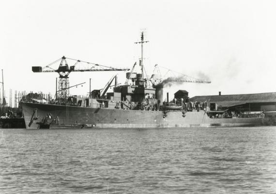HMAS Burdekin