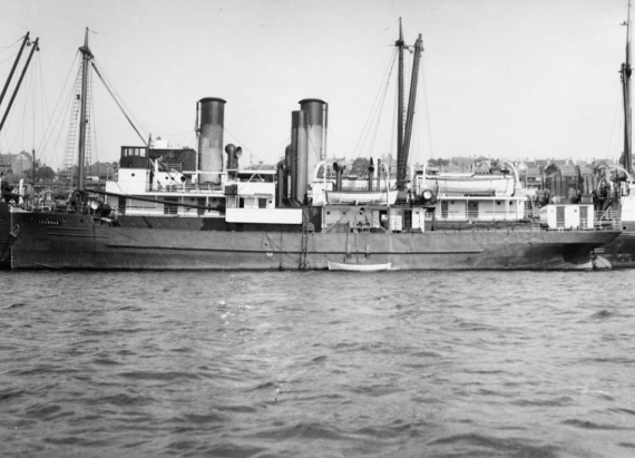 HMAS Coolebar was commissioned into the Royal Australian Navy on 18 December 1939 to operate as part of Minesweeping Group 50.