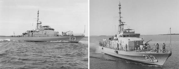 HMAS Geraldton II
