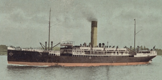 SS Grantala (State Library of Victoria).