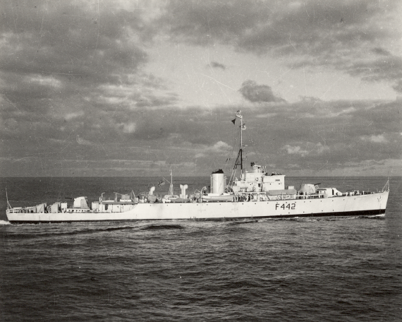 HMAS Murchison was one of 12 River Class Frigates commissioned into the Royal Australian Navy during World War II