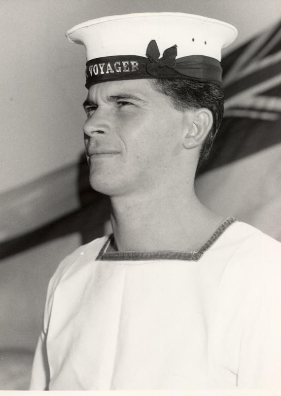 Voyager Survivor ABRP C.A. Halliwell.