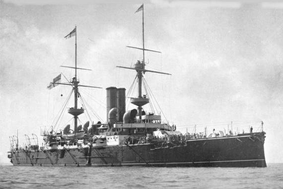 HMS Barfleur