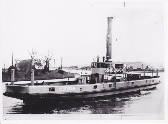 HMAS Kara Kara was aquired by the Royal Australian Navy for service as a boom gate vessel