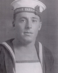 Leading Seaman Ron 'Buck' Taylor
