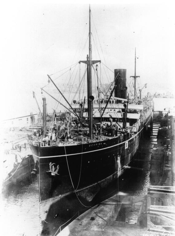 HMAS Berrima