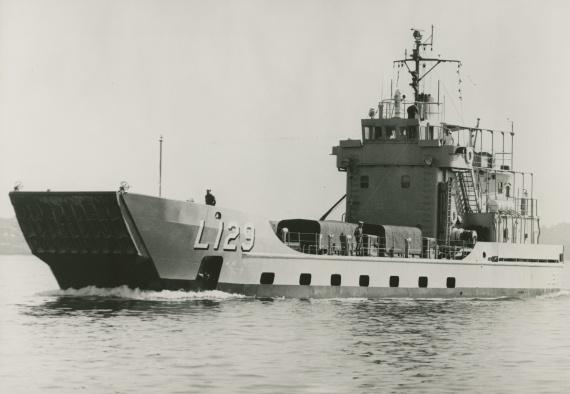 HMAS Tarakan, 1977