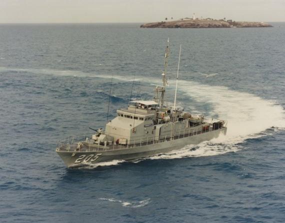 HMAS Townsville (II)