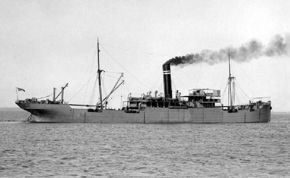 The Q-Ship HMS Wonganella