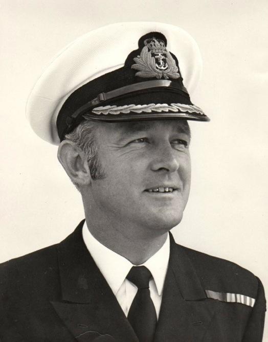 Commander A.G. Ferris, RAN
