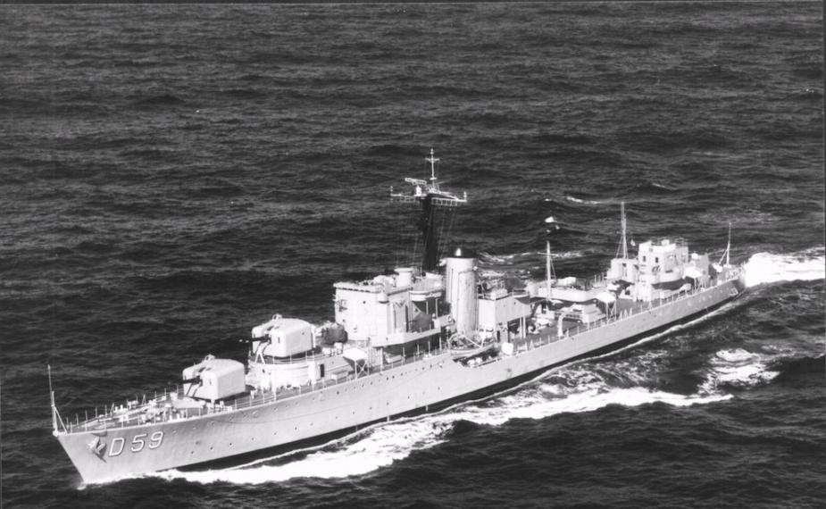HMAS Anzac (II)