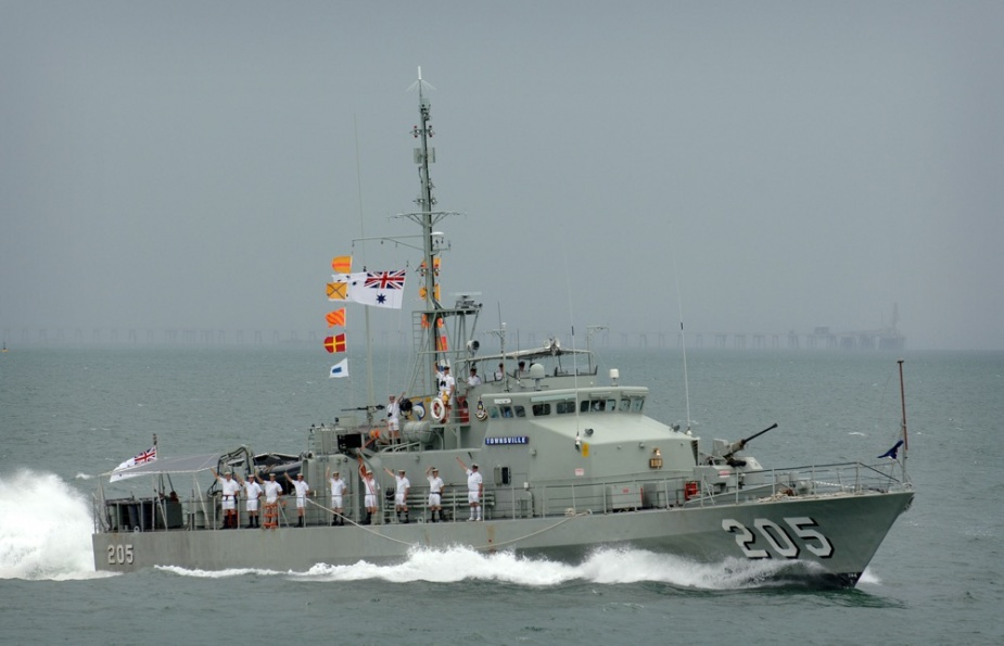 HMAS Townsville departs Darwin to commence a 4 week patrol in North Australian waters in support of Operation RESOLUTE. This was the last time a Fremantle Class Patrol Boat sailed from Darwin. HMAS Townsville was decommission on the 7 May 2007 in Cairns, QLD.
