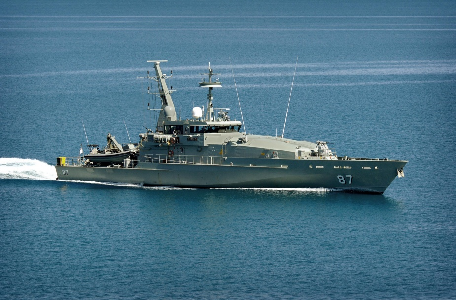 HMAS Pirie (II) was the fifth of 14 Armidale Class Patrol Boats built to serve in the Royal Australian Navy.