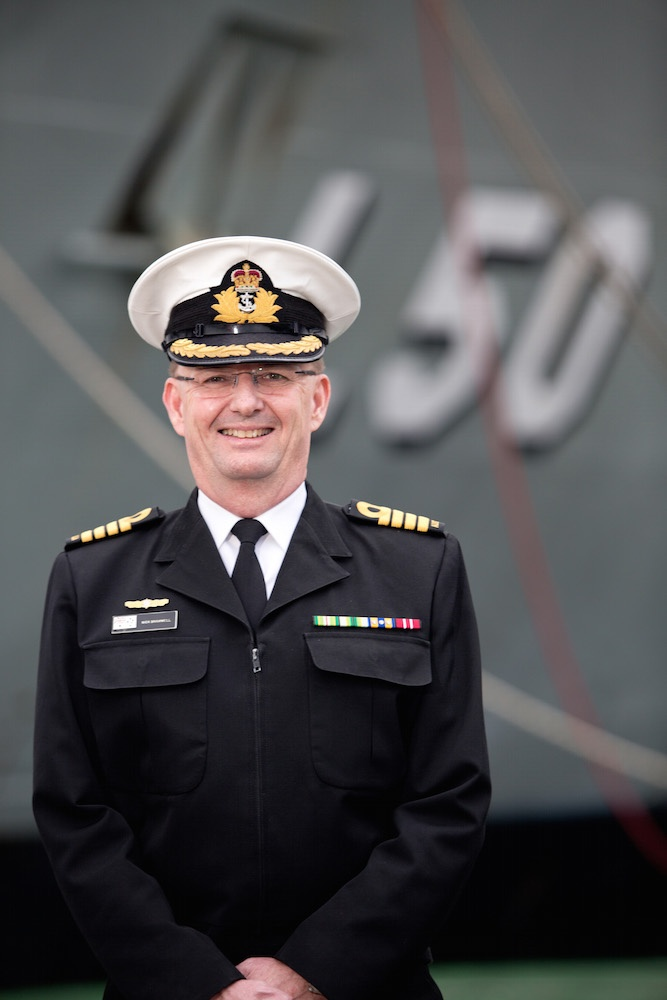 Captain Nick Bramwell, former commanding officer of Tobruk made the 2014 Queens Birthday honours list by receving the Order of Australia Medal.