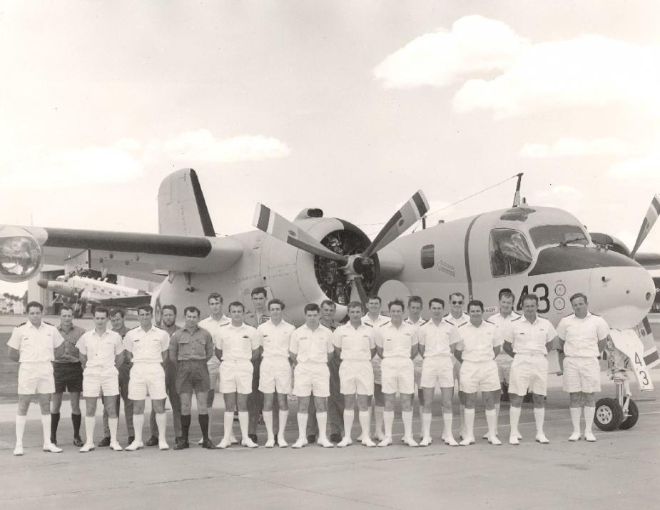 851 Squadron, circa 1968.