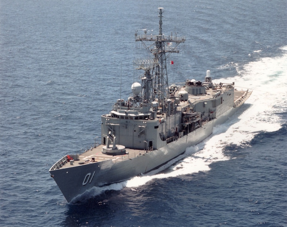 HMAS Adelaide (II) was the first of Australia's Oliver Hazard Perry class guided missile frigates to enter service in the RAN.