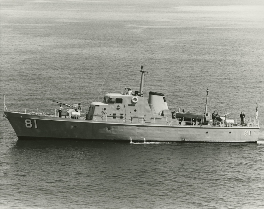 HMAS Acute served as KRI Silea in the Indonesian Navy after decommissioning from the RAN