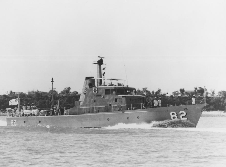 HMAS Adroit