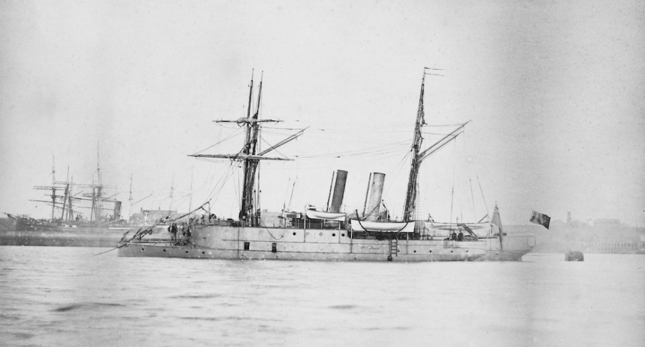 Albert nested alongside the slightly larger Victoria