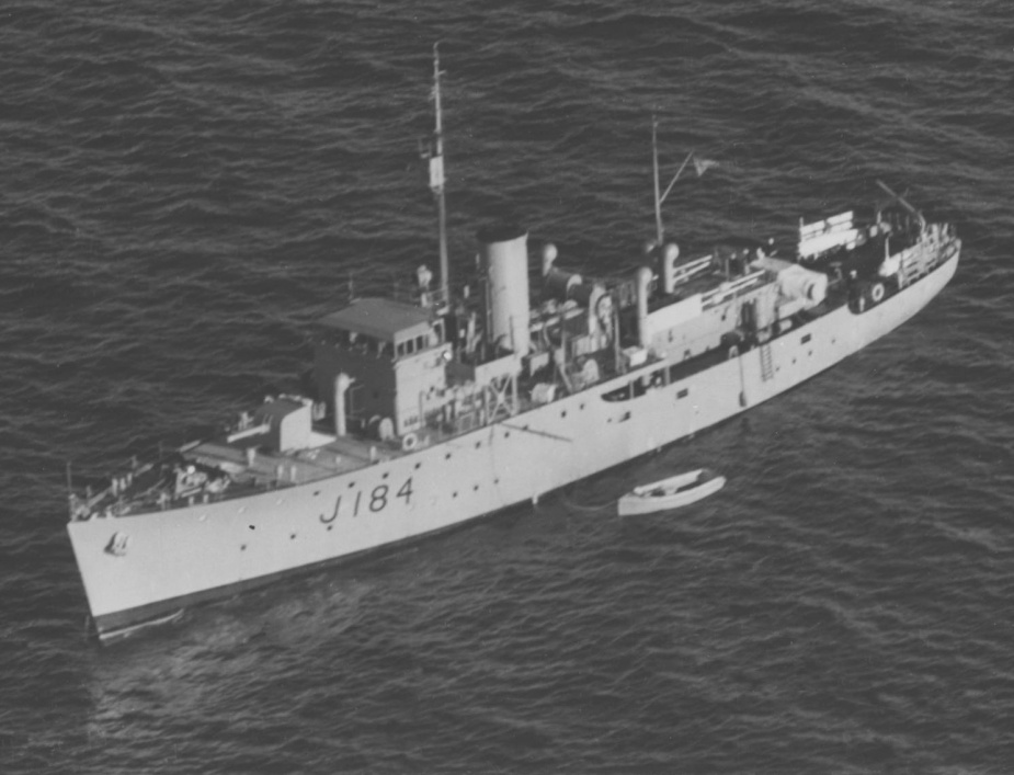 Ballarat was one of sixty Australian Minesweepers (known as corvettes) built during World War II.