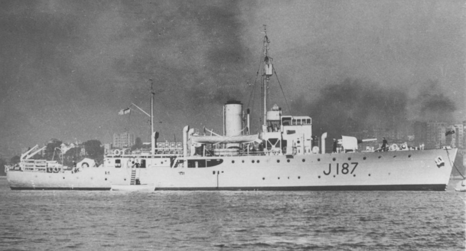The Bathurst class corvettes were built as general purpose vessels. HMAS Bendigo undertook minesweeping, patrol, convoy escort and anti-submarine roles.