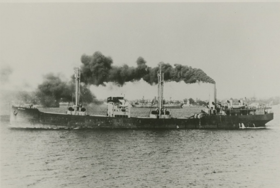 HMAS Biloela was operated by the Royal Australian Navy as a fleet collier