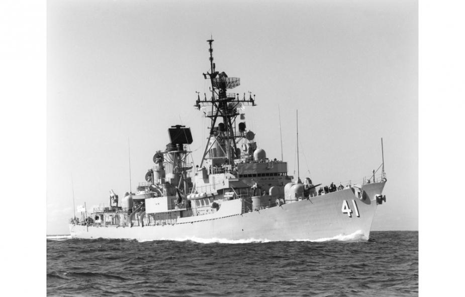 HMAS Brisbane II