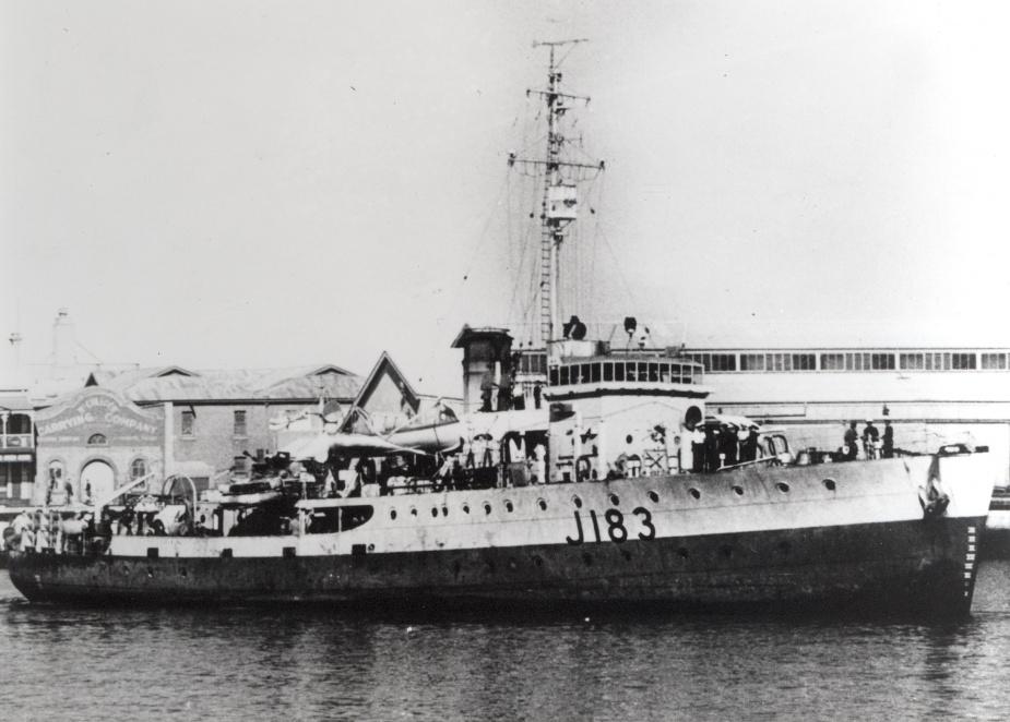 HMAS Cairns