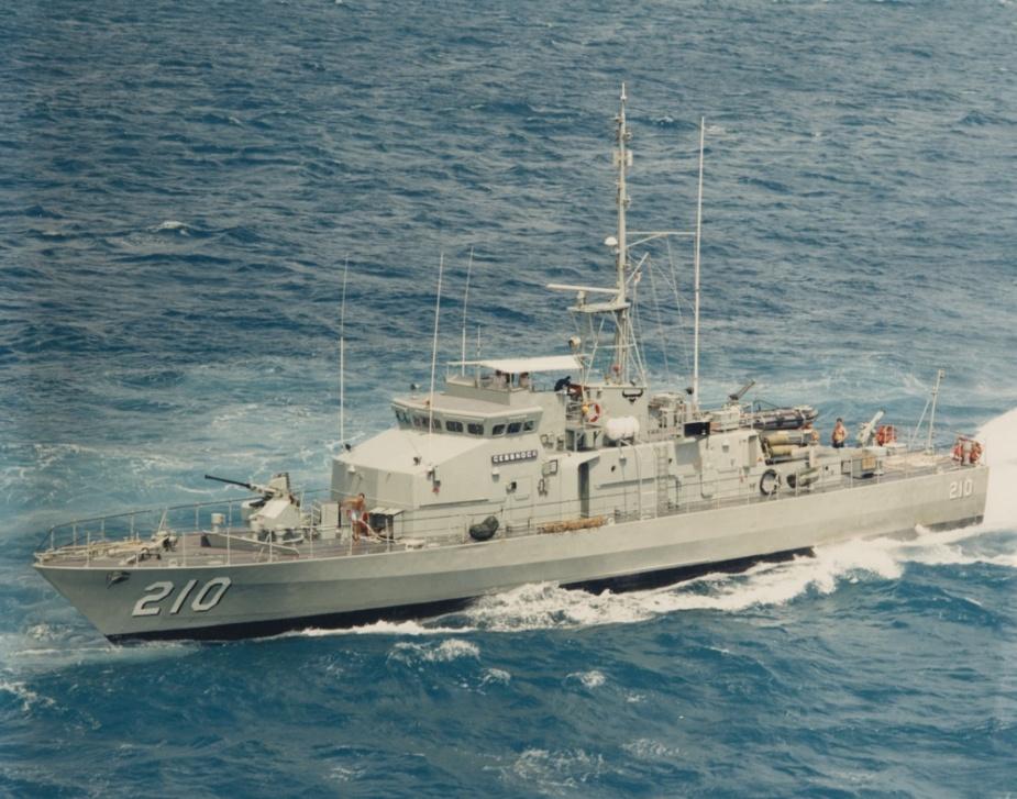 HMAS Cessnock II