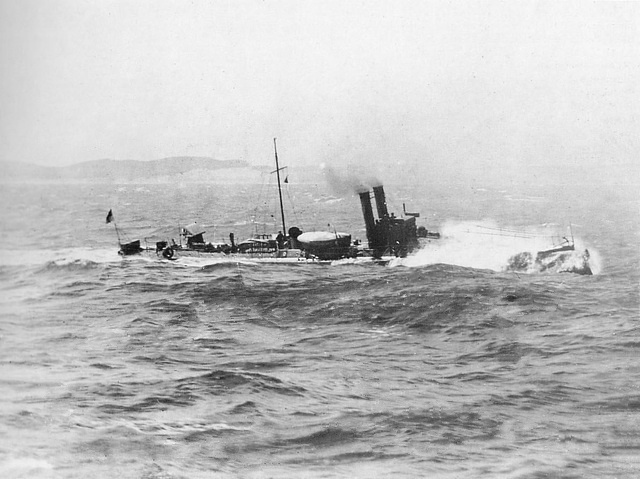 Childers did not have good open sea-keeping qualities and conditions onboard, particularly during her delivery voyage to Australia, were arduous.