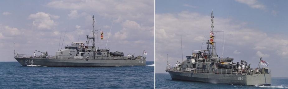 HMAS Dubbo