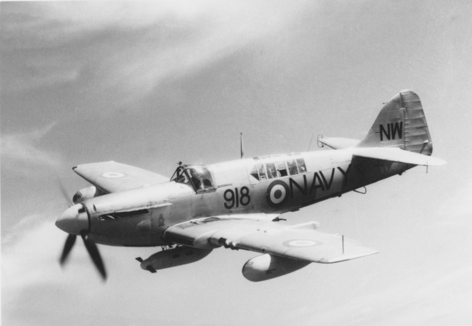 A RAN Fairey Firefly