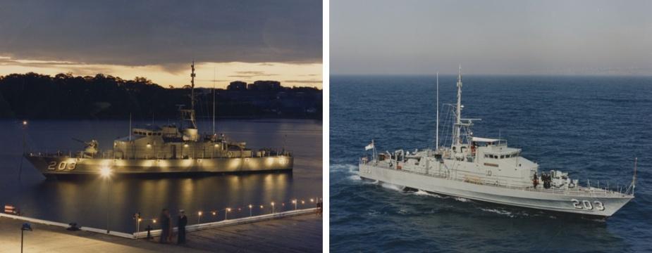 HMAS Fremantle II