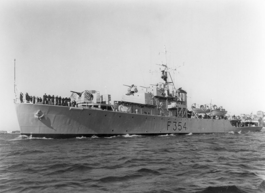 HMAS Gascoyne decomissioned for the final time on 1 February 1966 and was later sold for scrap.