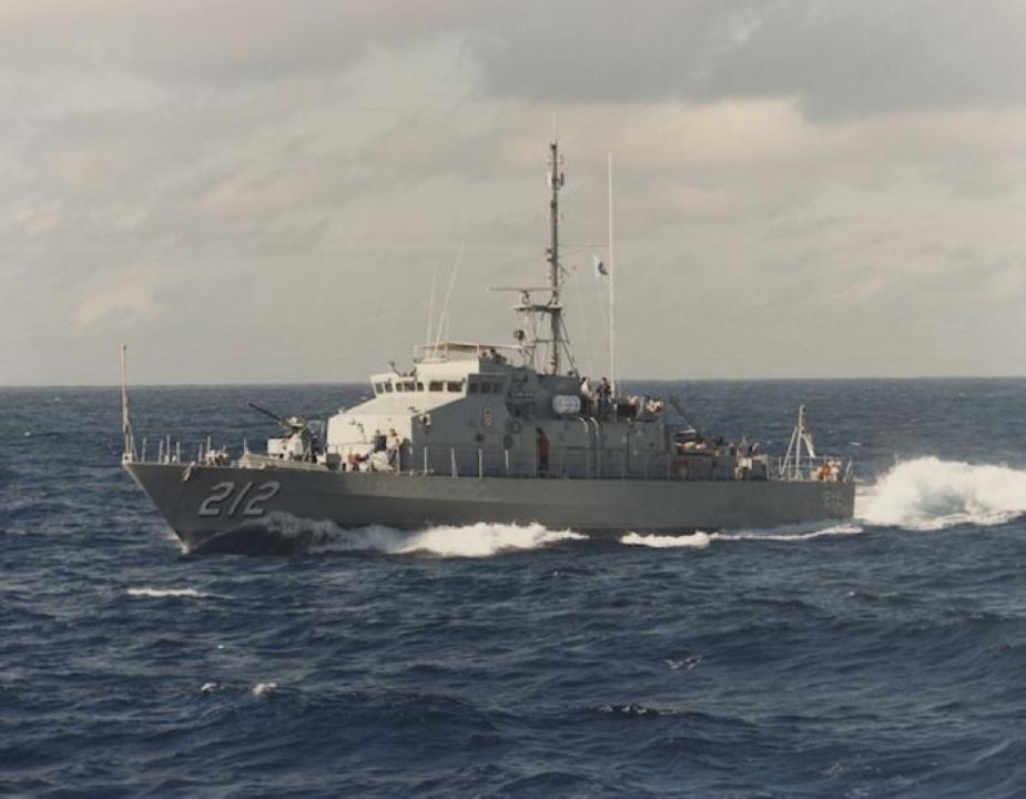 HMAS Gawler II