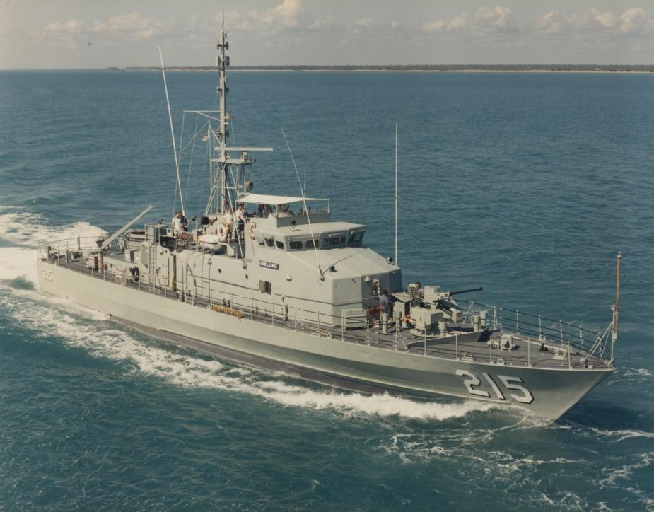 HMAS Geelong
