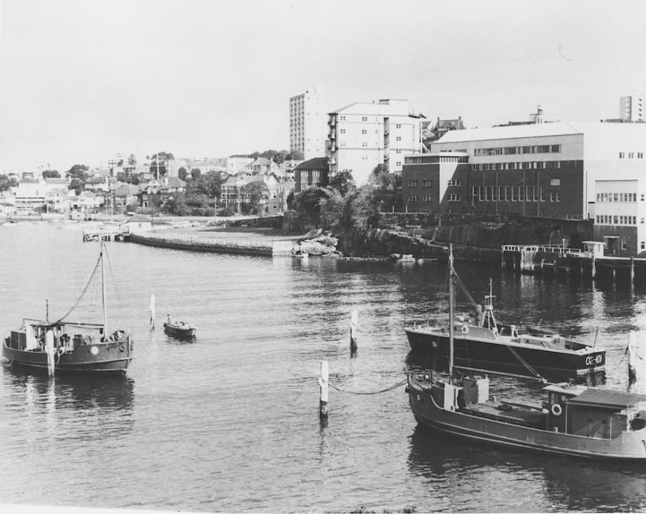 Air Faith in Sydney following her transfer to the RAAF
