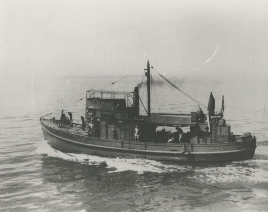Polaris was awarded the Battle Honour 'New Guinea 1942-1944'.