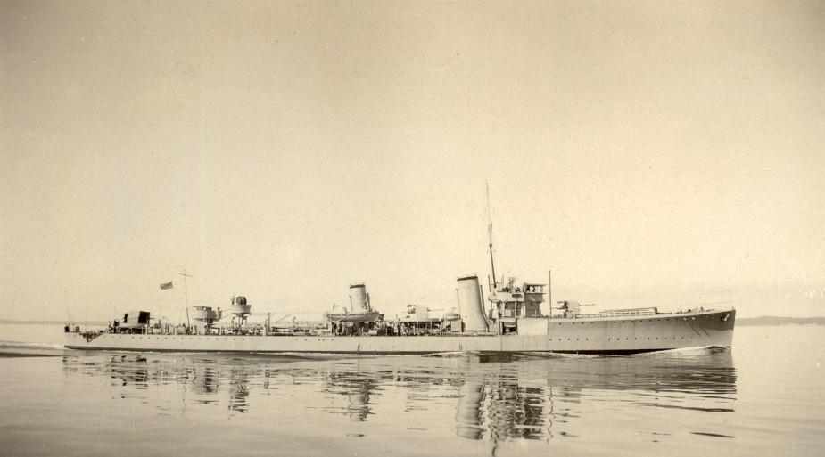 HMAS Success circa 1929