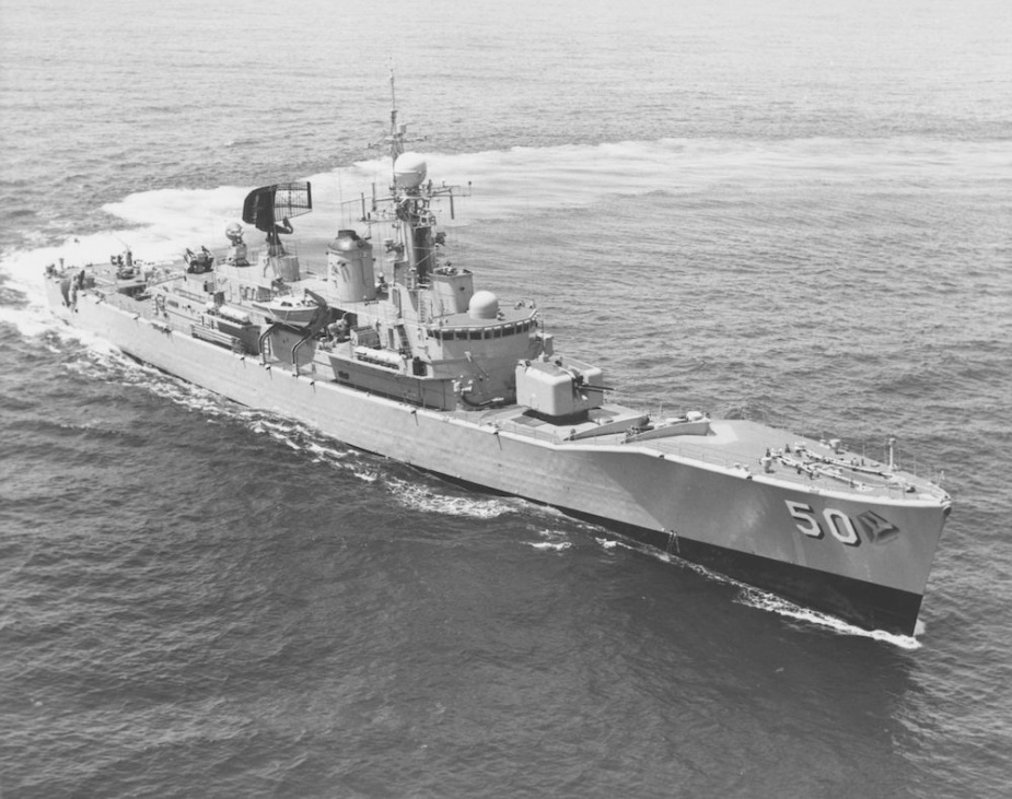 HMAS Swan participated in many exercises in her time.