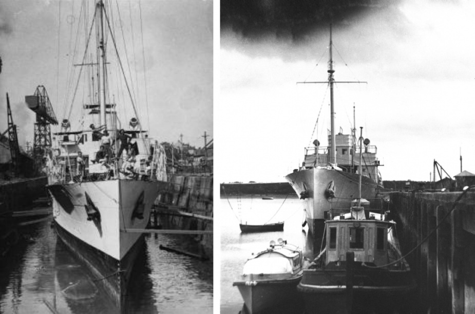 HMAS Mallow