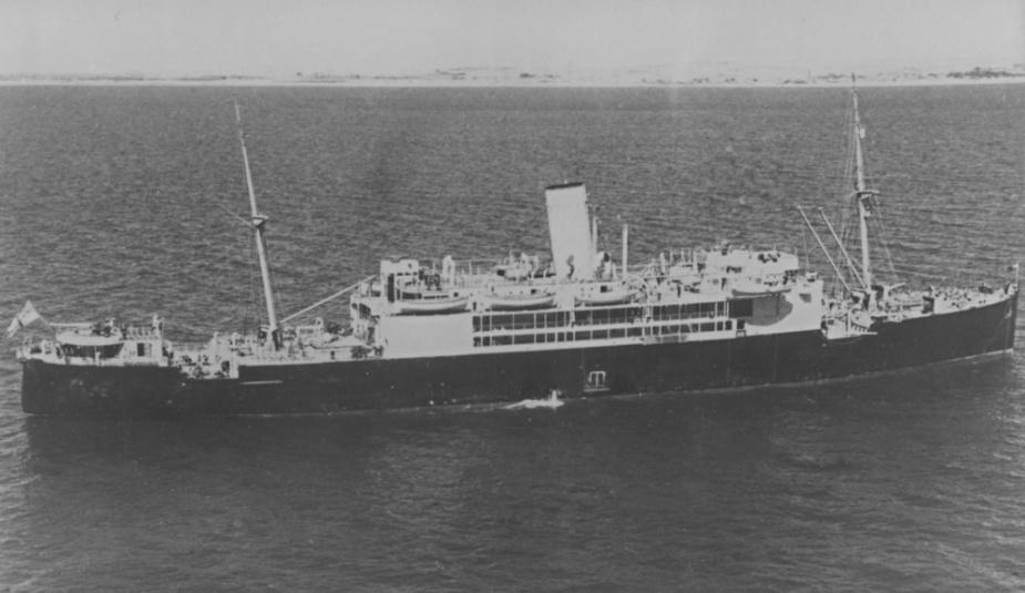 HMAS Westralia