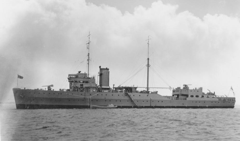 HMS Guardian