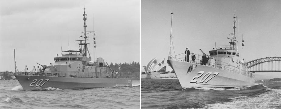 HMAS Launceston II