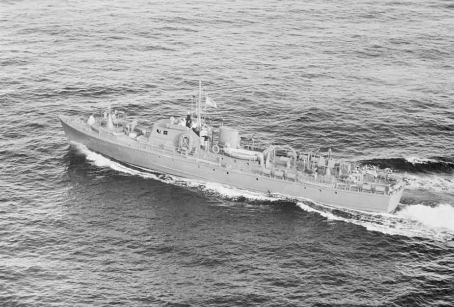 ML 429 was another of the Fairmiles that supported operations in Timor under the auspices of Operation ADDER