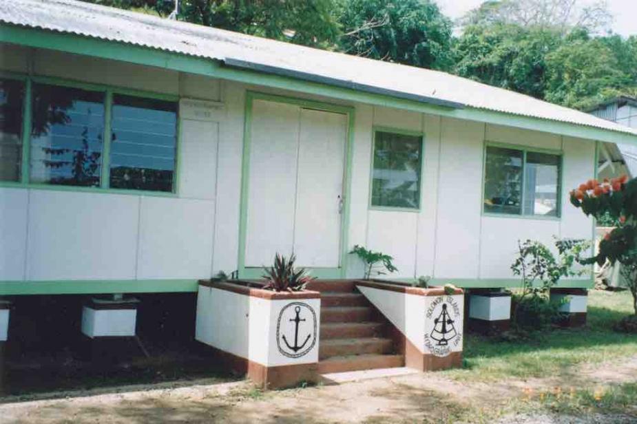 Solomon Island Hydrographic Unit 1994.
